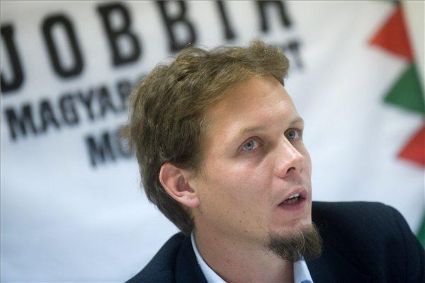 Szabó Gábor, a Jobbik pártigazgatója