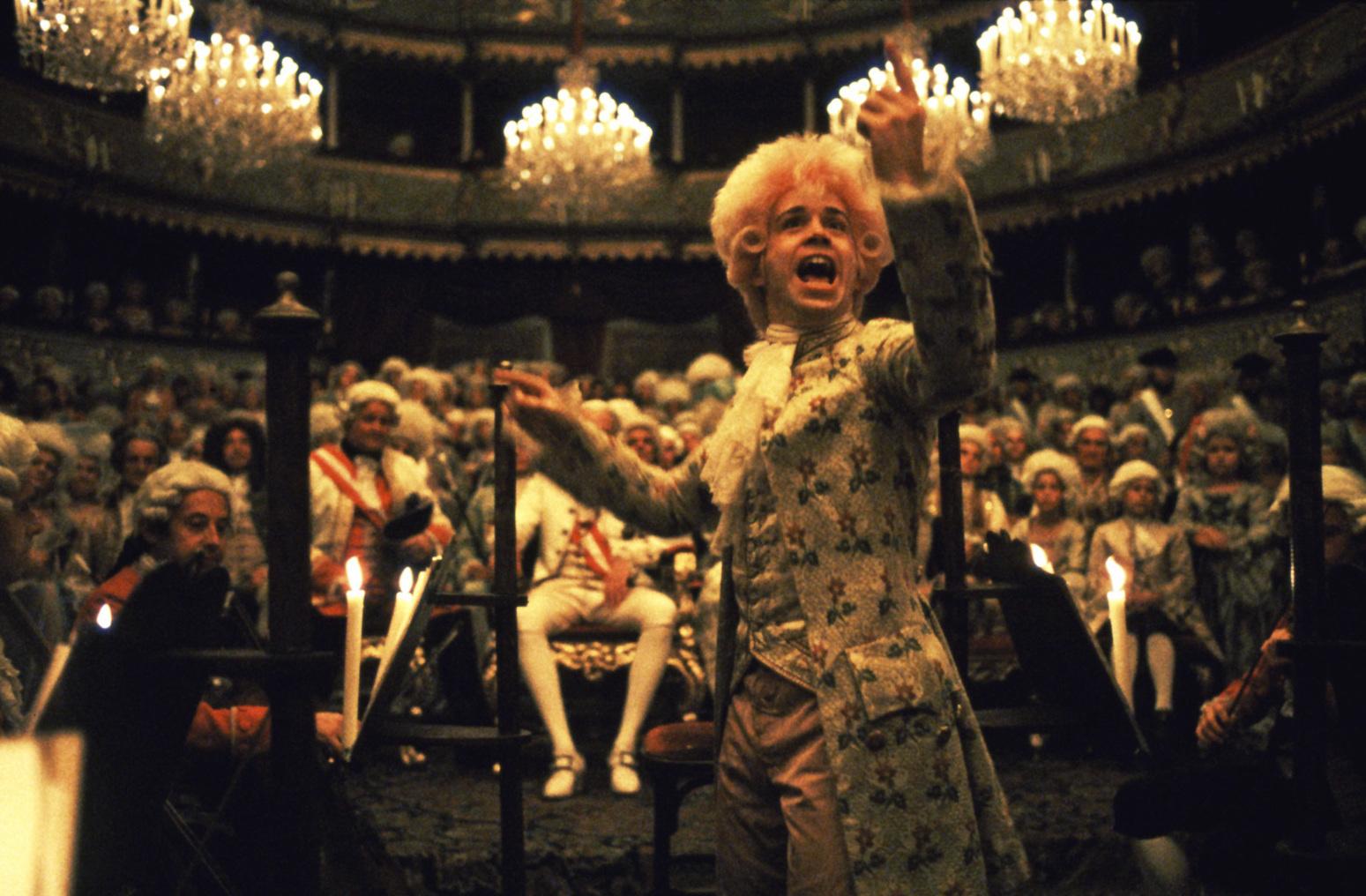 Amadeus - Milos Forman filmje. Jelenetkép