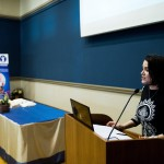 Budapest, 2017. március 8.<br /> Novák Katalin, az Emberi Erőforrások Minisztériumának (Emmi) család-, ifjúság- és nemzetközi ügyekért felelős államtitkára beszédet mond a Nők a Tudományban Kiválósági Díj átadóünnepségén nőnapon a Magyar Tudományos Akadémián (MTA) 2017. március 8-án.<br /> MTI Fotó: Balogh Zoltán