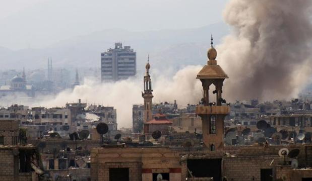 Izrael légicsapást mért Damaszkuszban a Hezbollah fegyverszállítmányára: Hatalmas robbanás rázta meg a szíriai fővárost (videó)