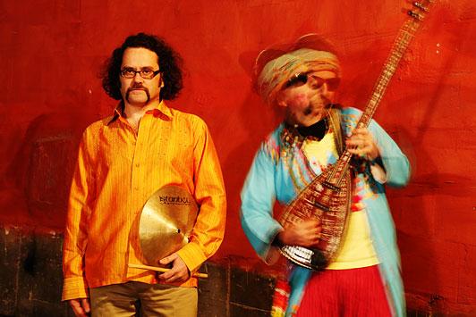 A török Baba Zula együttes