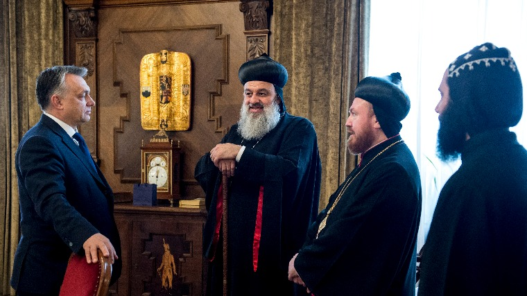 Szír ortodox püspök: többet törődik a Nyugat a békákkal, mint velünk