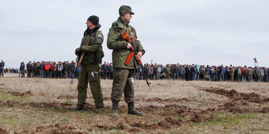 Fél órával az életbe lépése után megsértették a tűzszünetet Ukrajnában