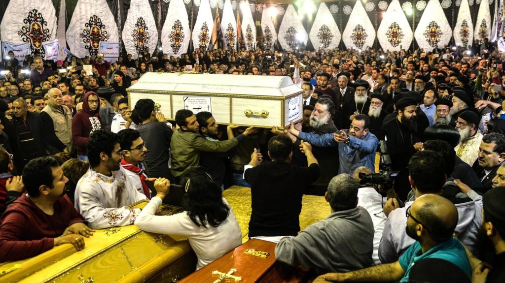 Naponta 11 keresztényt ölnek meg hite miatt