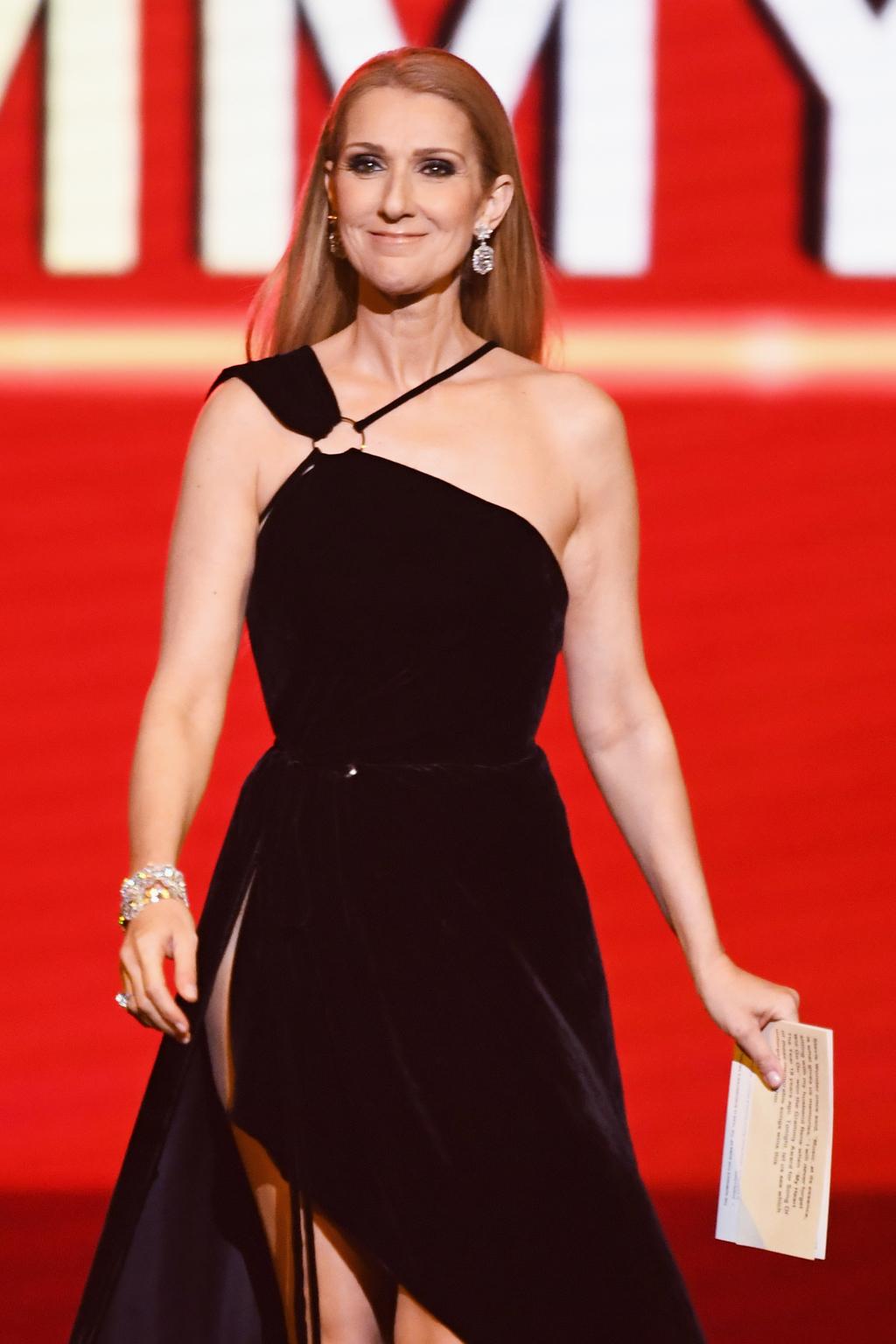 Celine Dion. Fotó: AFP