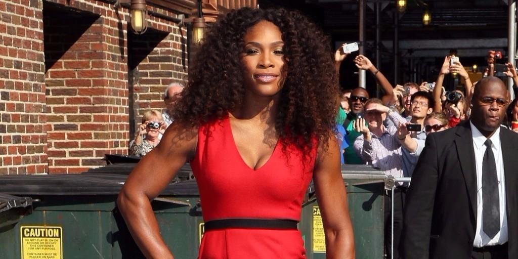 Serena Williams véletlenül hozta nyilvánosságra, hogy kisbabát vár