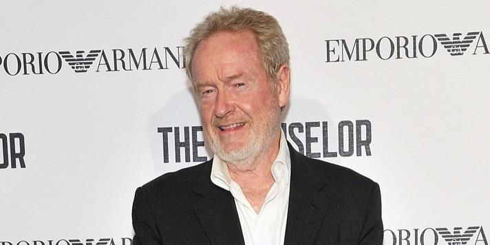 Ridley Scott várja a videóinkat az új filmjéhez