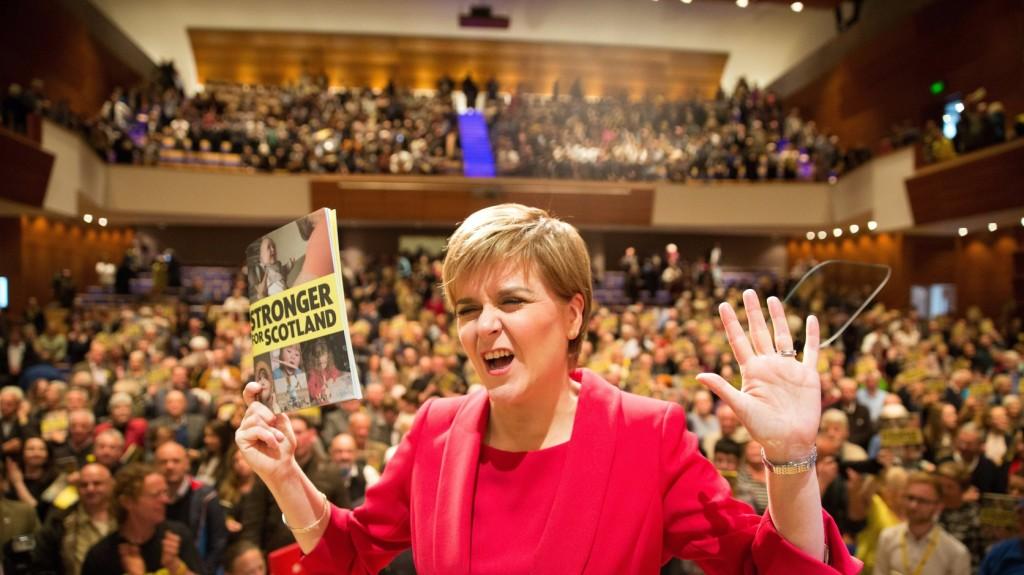 A skót miniszterelnök szerint függetlenségi népszavazást kell tartani