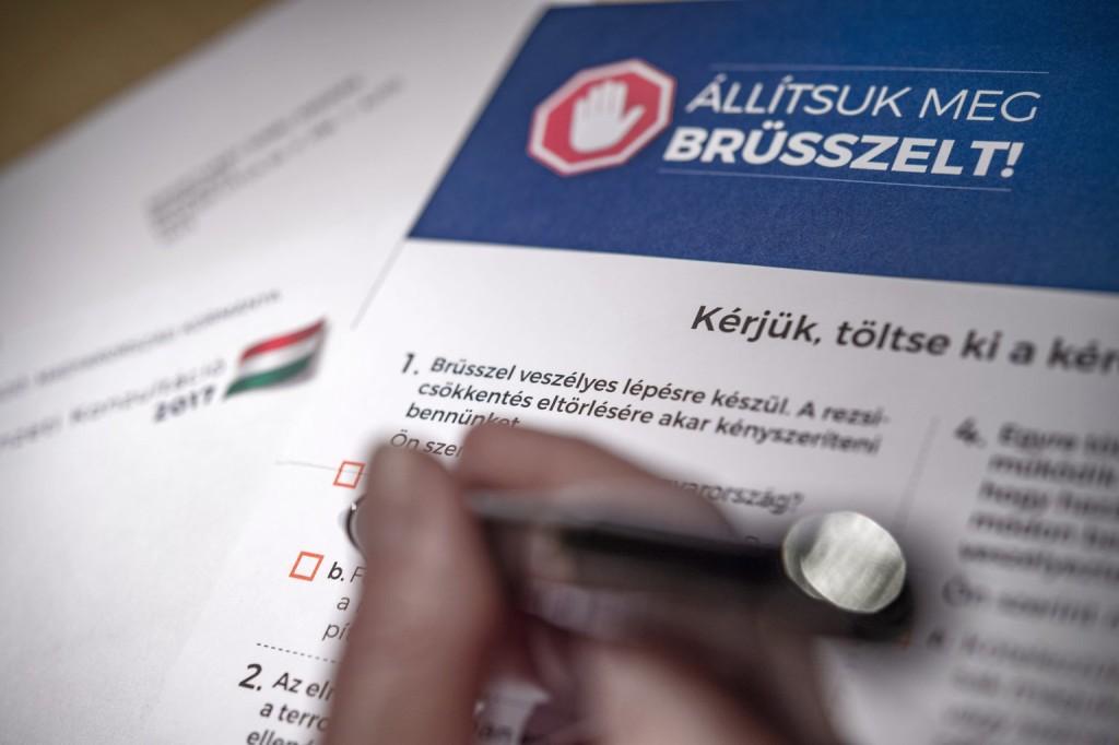 Budai Gyula: a több mint másfél millió visszaküldött kérdőív erős felhatalmazást ad