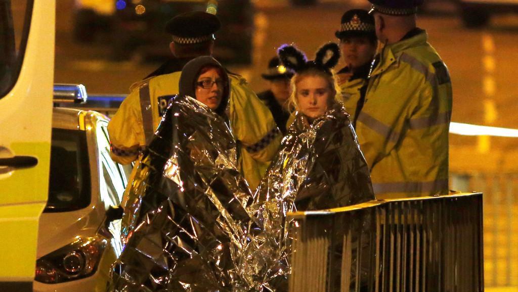 Pokolgép robbant egy angliai koncert végén