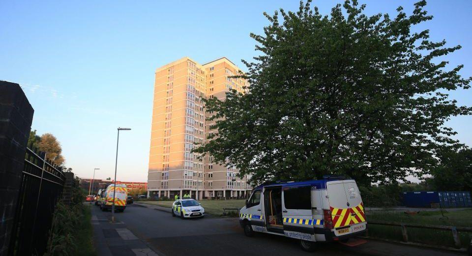 Lövés kísért egy újabb letartóztatást Manchesterben