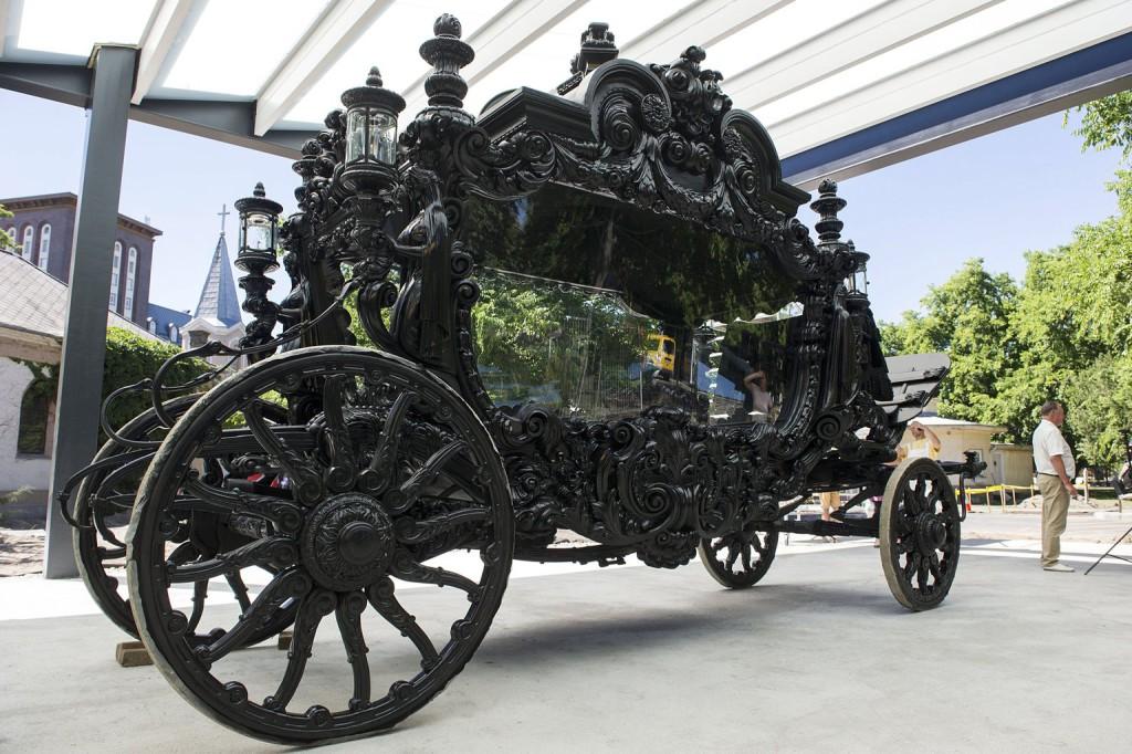 A világ legszebb gyászhintója magyar