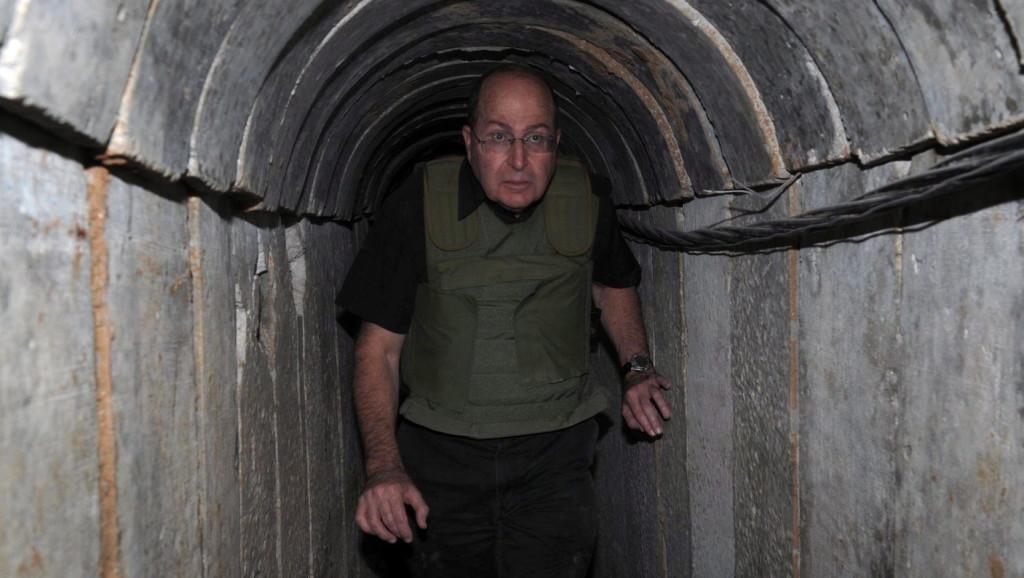 ENSZ-iskolák alatti alagutakat találtak a Gázai övezetben