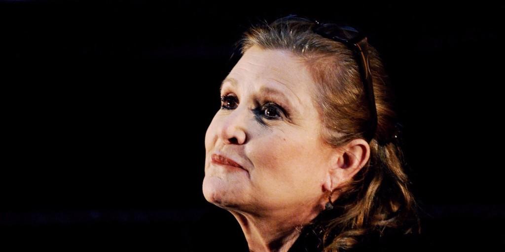Mark Hamill: Carrie csillaga az örökkévalóságig fog ragyogni