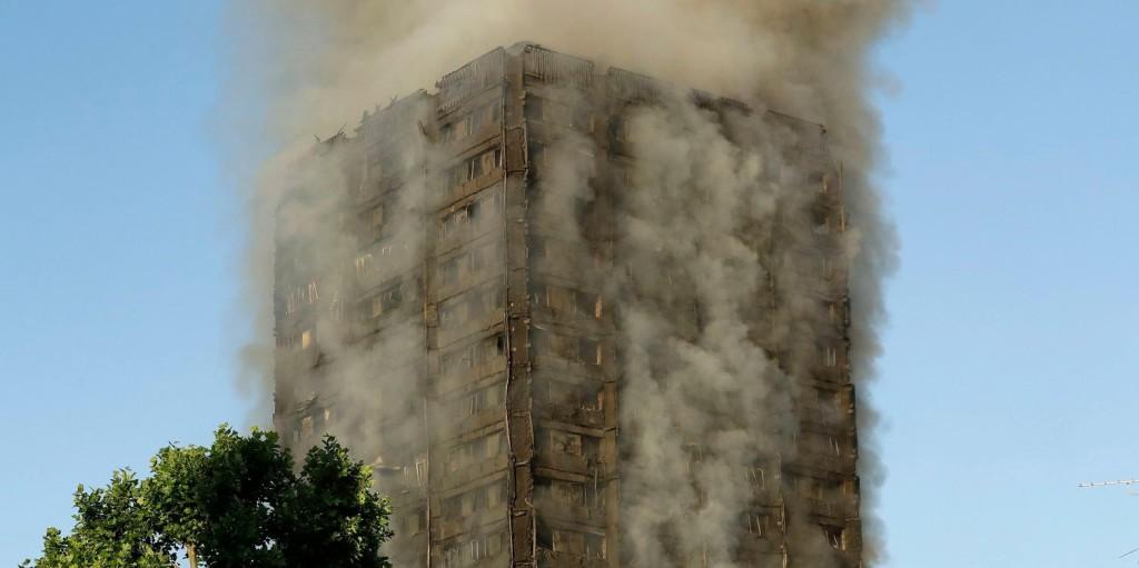 A biztosítók figyelmeztettek a veszélyre a Grenfell Tower katasztrófája előtt