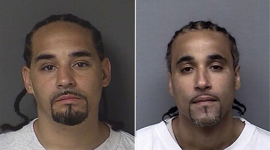 Ricky és Richard Jones (a két rab közül a jobboldali férfit engedték szabadon)