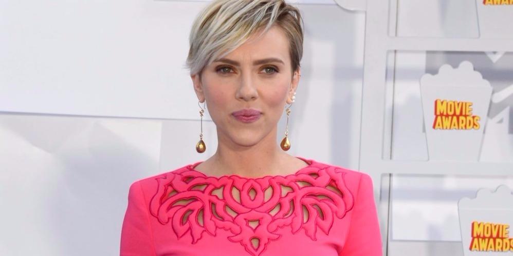 Scarlett Johansson négyéves kislánya azt hiszi, anyukája tényleg szuperhős