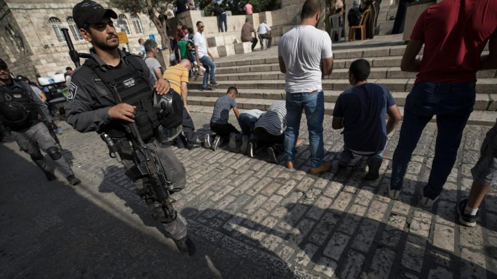 ENSZ-megbízott: a Mecsetek terén kialakult válságot péntekig meg kell oldani