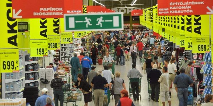 Megállapodtak a bérfejlesztésről az Auchannál