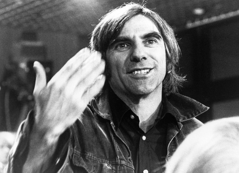 Német Szövetségi Köztársaság, 1980. március 19. Rudi Dutschke (1939-1979), a Szocialista Diákszövetség volt főideológusa. (MTI/DPA)