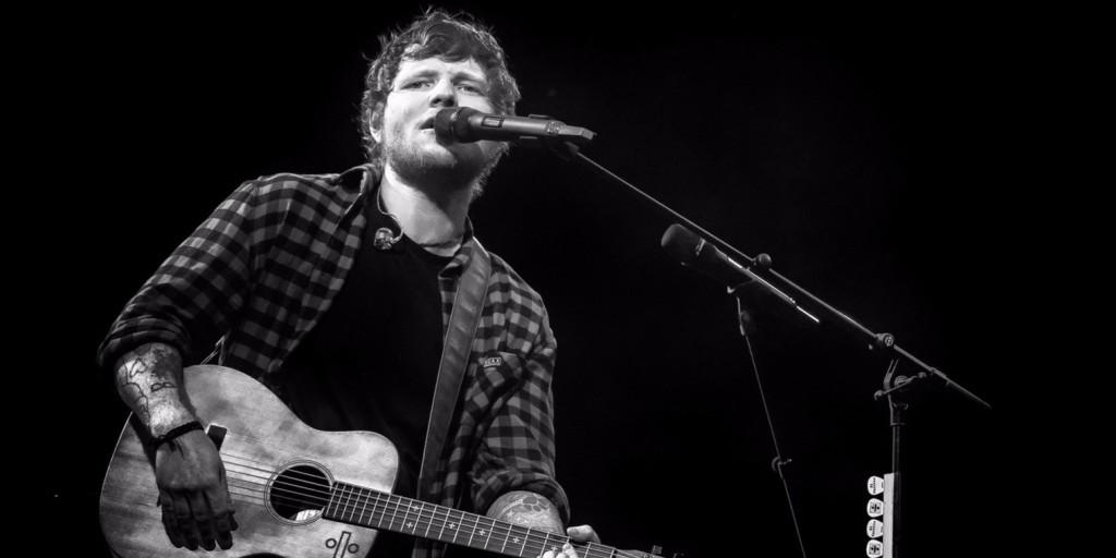 Ed Sheeran lekörözhetetlen - ő az évtized előadója