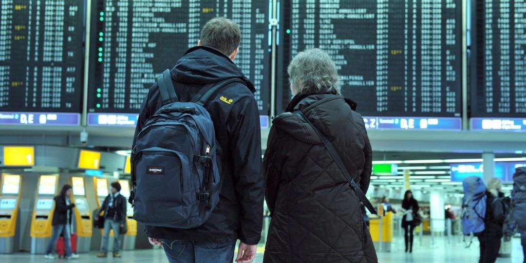 Sztrájkolnak a reptéri dolgozók Barcelonában