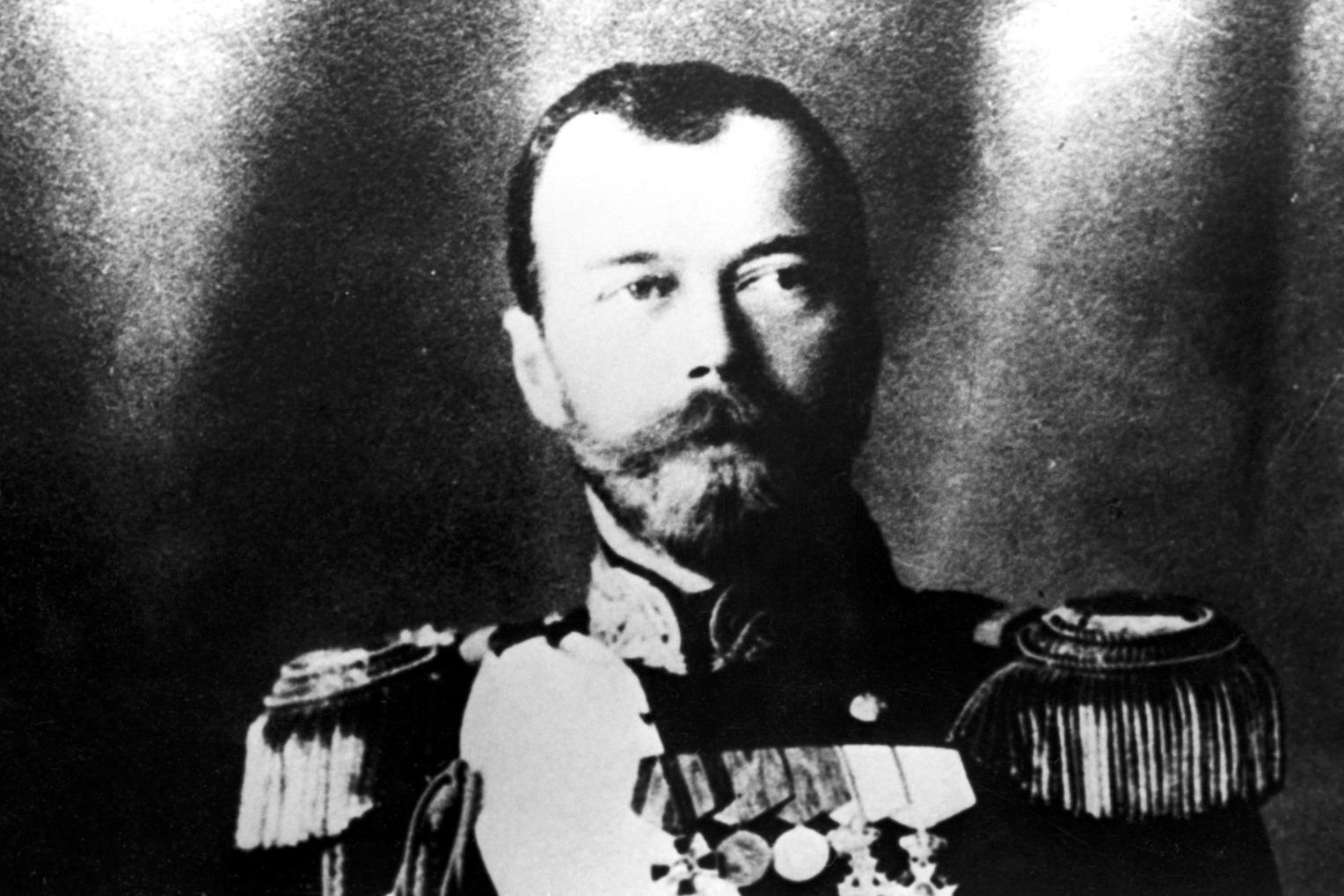II. Miklós cár Fotó: MTI/CP Reprodukció
