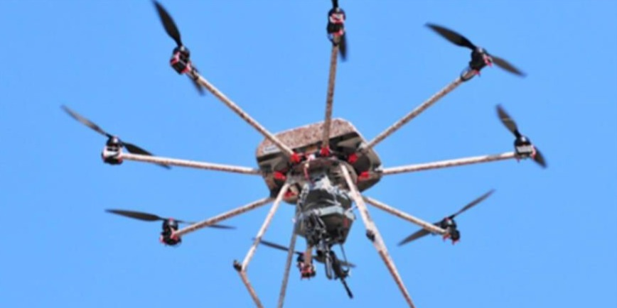 Gépkarabélyos drónt fejlesztett ki egy amerikai cég