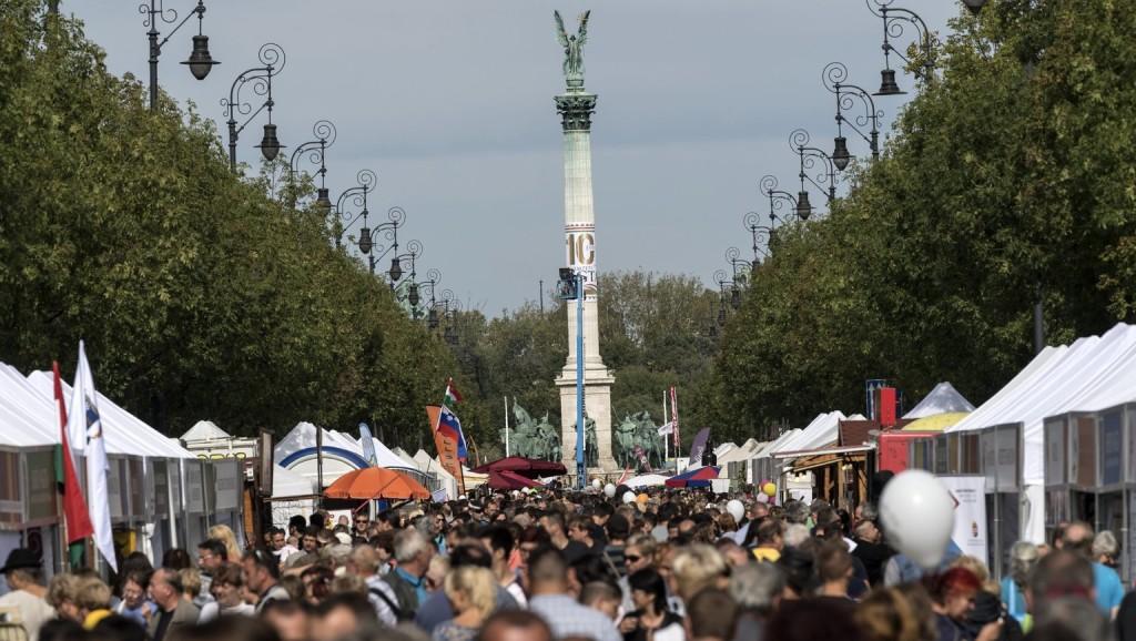 Negyedmillióan vettek részt az Európai Mobilitási Hét családi hétvégéjén