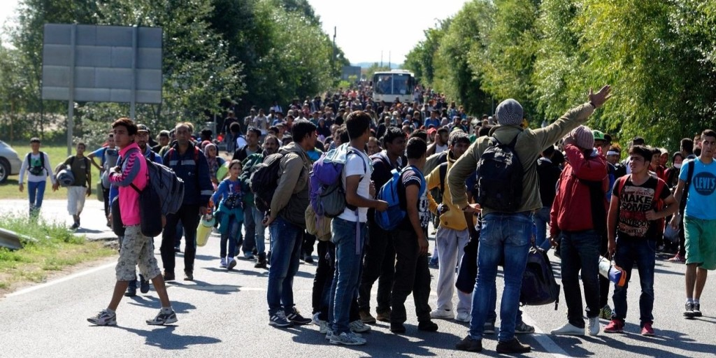 A bevándorlás ügyében nincs kompromisszum