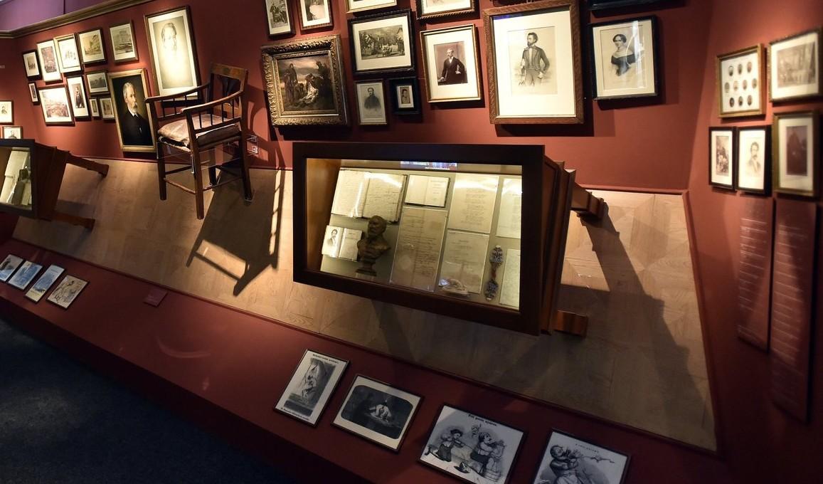 Családi hétvége a Petőfi Irodalmi Múzeumban