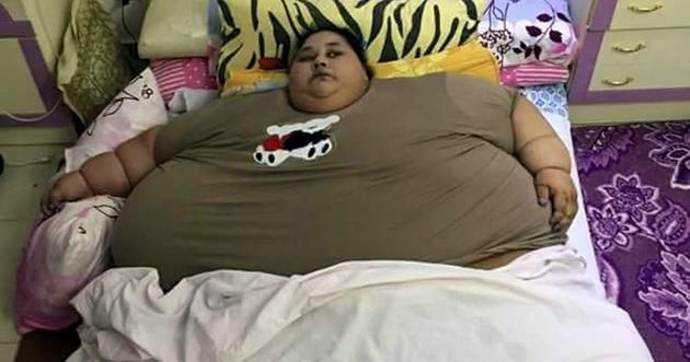 Meghalt a világ legkövérebb nője