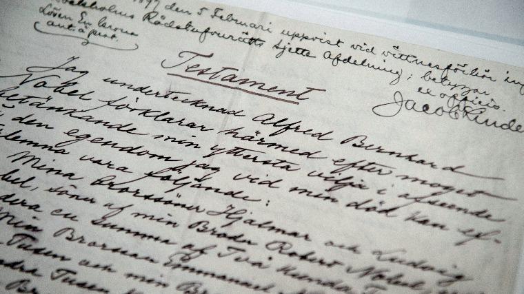 Dinamittal tett volna pontot a háborúk végére a díjalapító Nobel