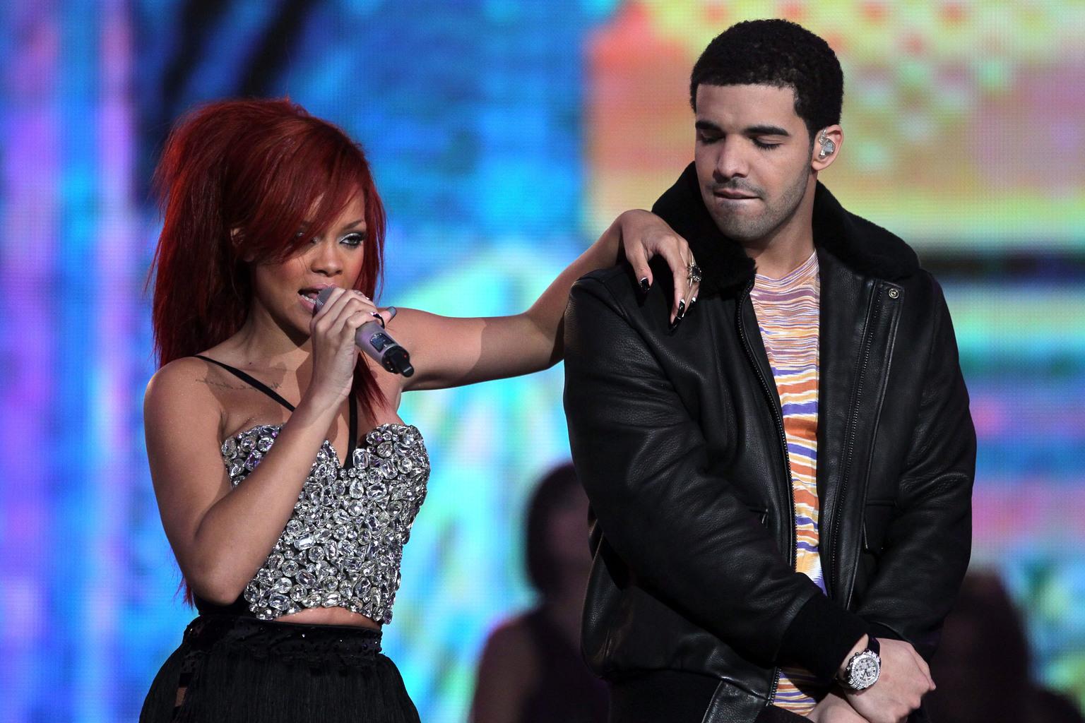 Rihanna drake 2011-ben