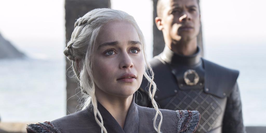 A Trónok harca Daeneryse a valóságban is platinaszőke lett
