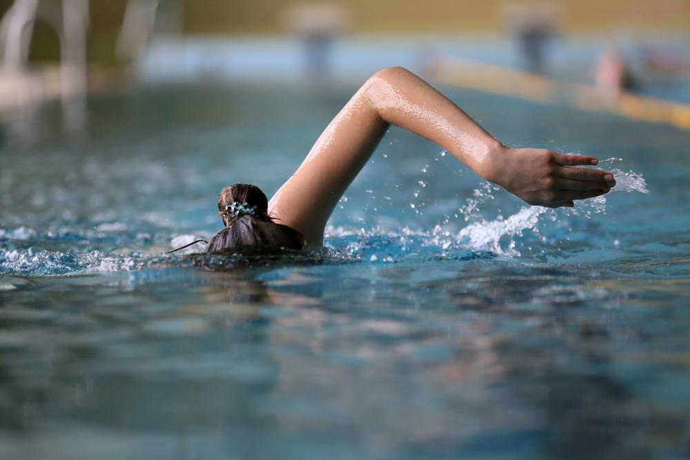 Úszás - illusztráció Fotó: Shutterstock