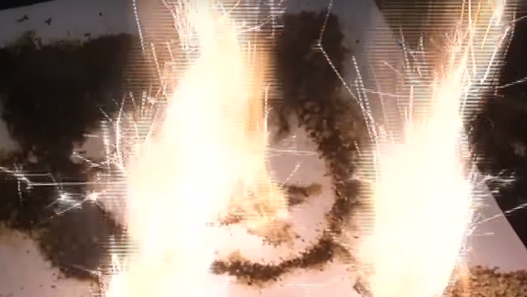 Puskaporral készülnek a dohányzás-ellenes portrék