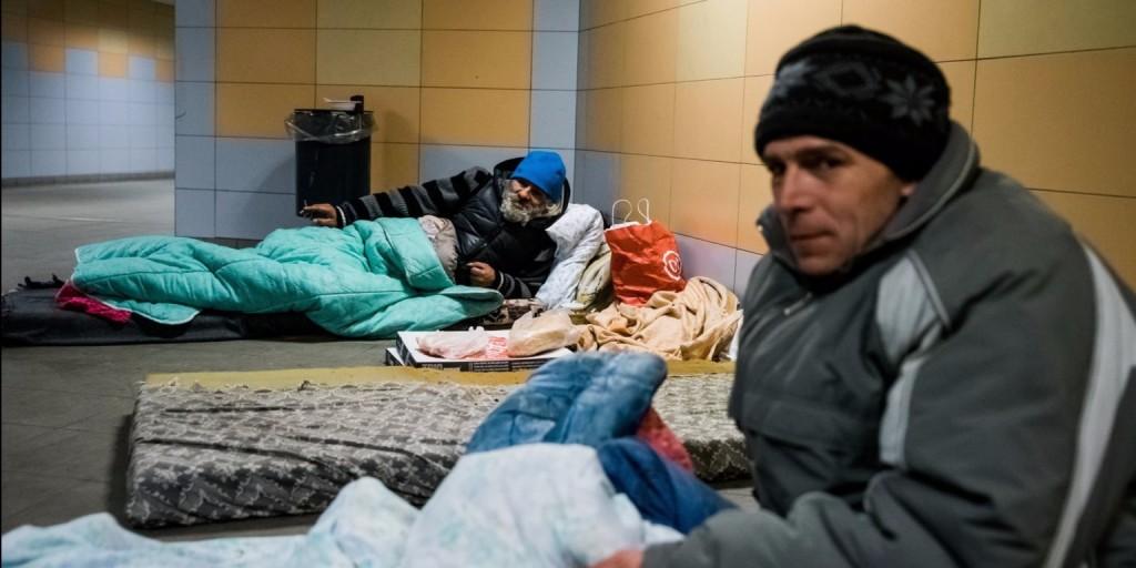 A hajléktalan emberek kis részét érintette a szabálysértési törvény