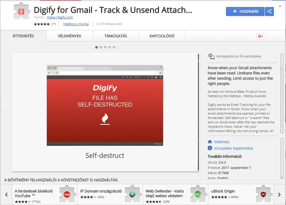 Digify Gmail