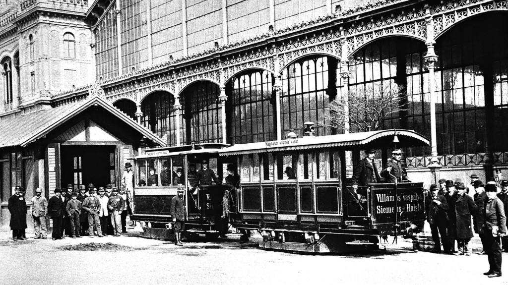 A lóvasúttól az omnibuszig - Budapest közlekedése anno