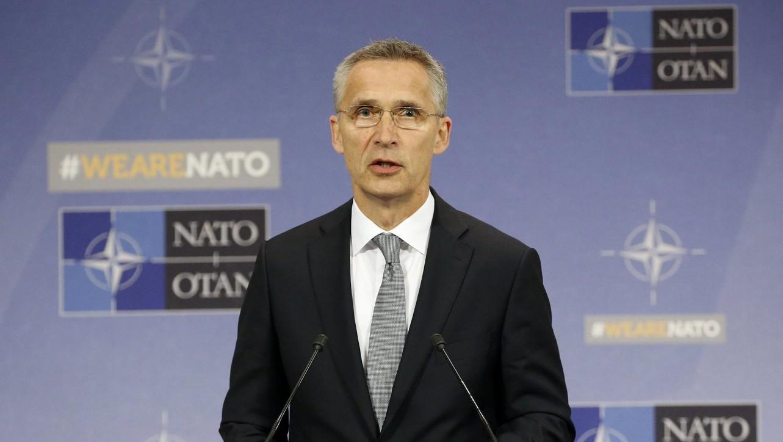 Jens Stoltenberg NATO-főtitkár (Fotó: MTI/EPA/Julien Warnand)