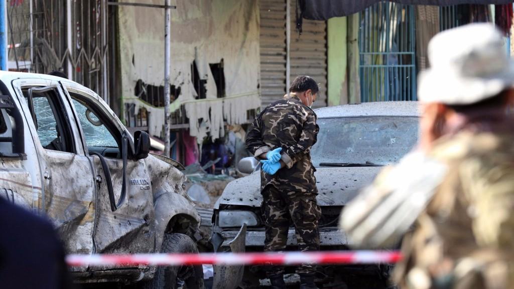 Síita mecsetben robbantottak Kabulban, többen meghaltak