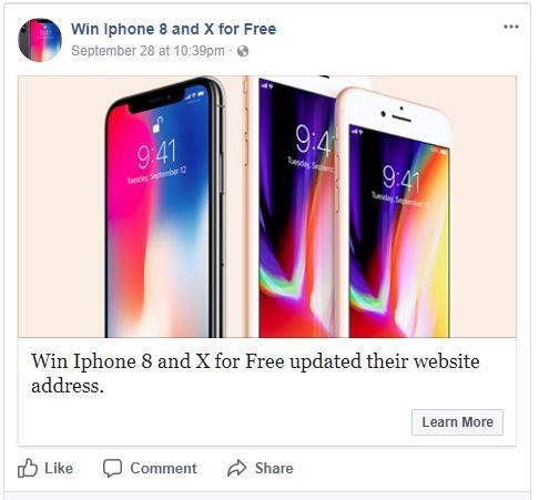 tipikus Facebook atveres