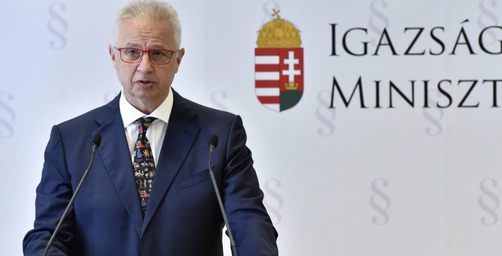 Kiállt a magyar igazságszolgáltatás függetlensége mellett Trócsányi László