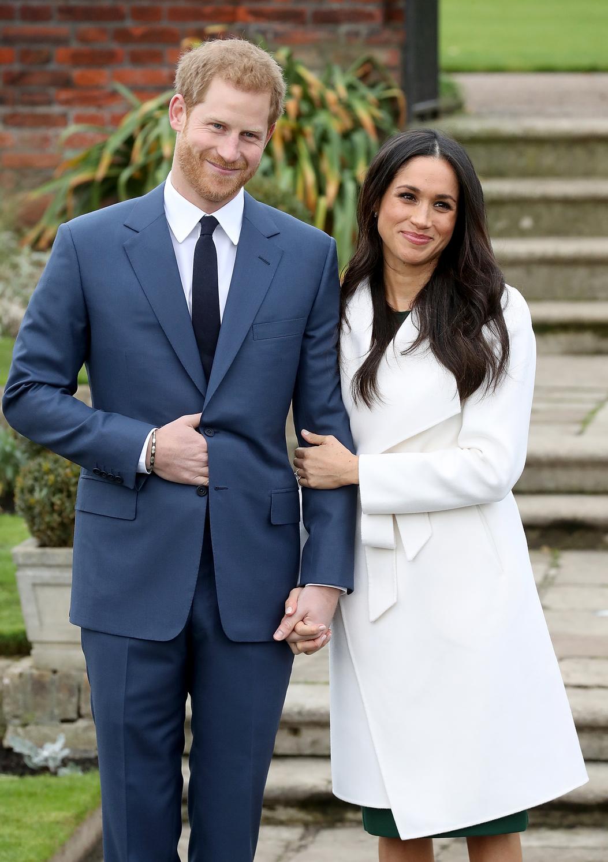 Harry herceg és felesége, meghan hercegné (Fotó: Getty Images)