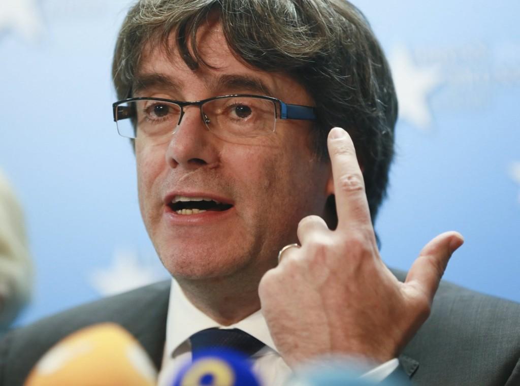 Puigdemont a jövő héten visszatér Belgiumba