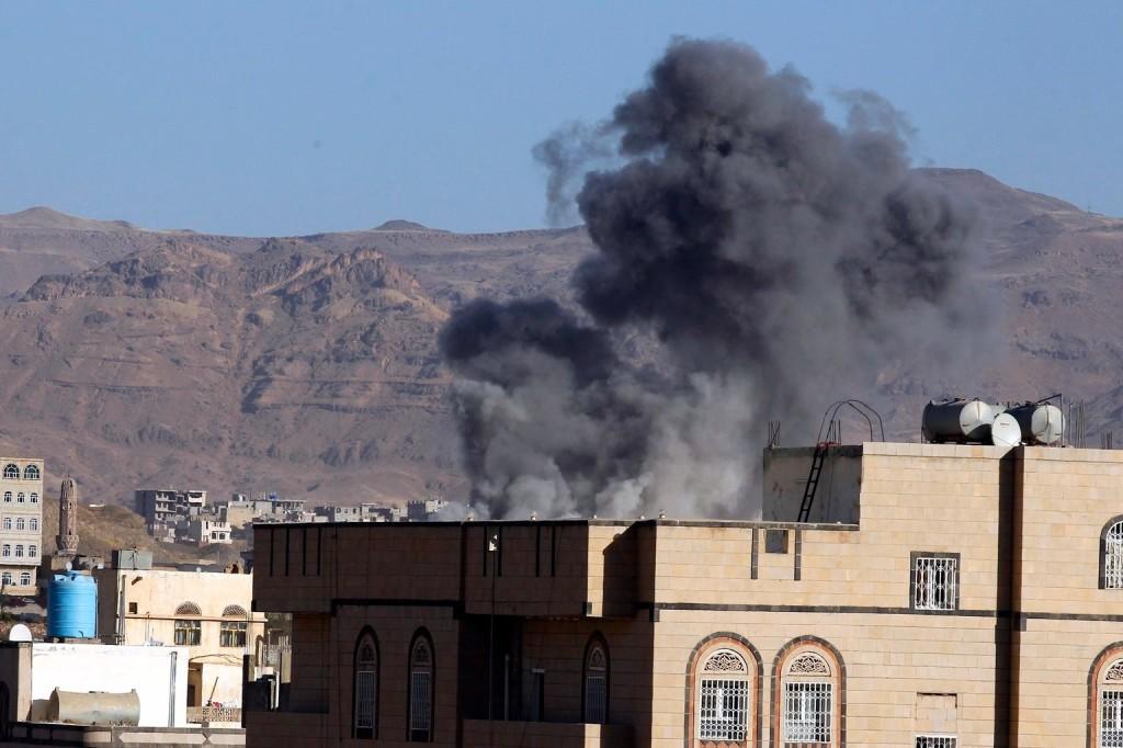 A szaúdi légvédelem rakétákat semmisített meg Rijád felett