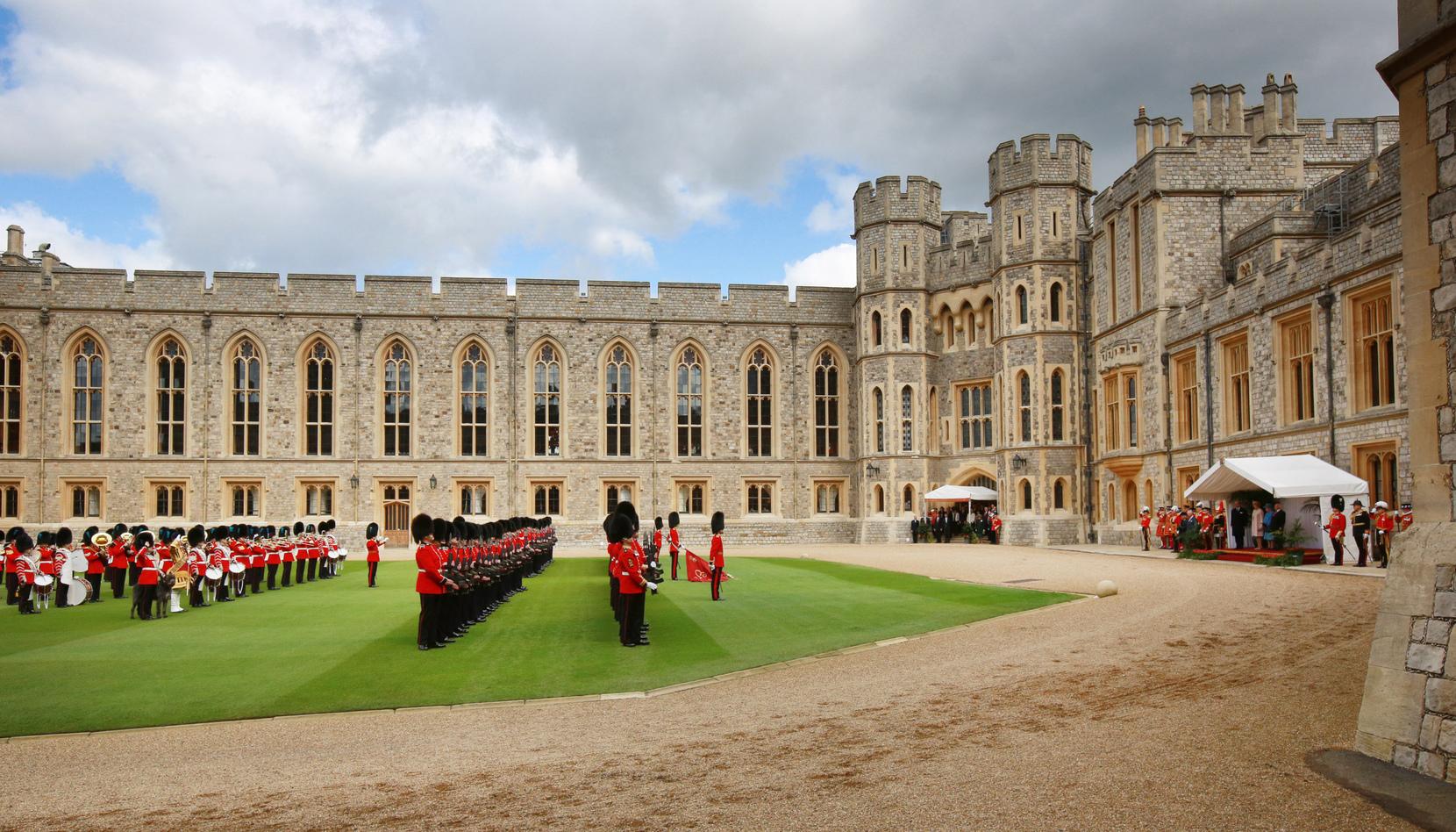 A Windsori kastély, Harry herceg és Meghan Markle esküvői helyszíne