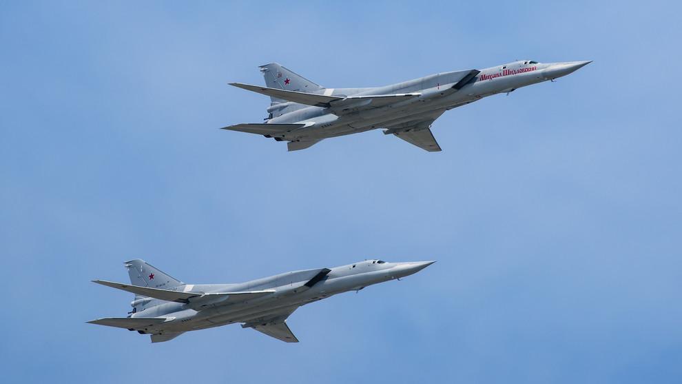 Két orosz hadászati bombázó landolt Dél-Afrikában