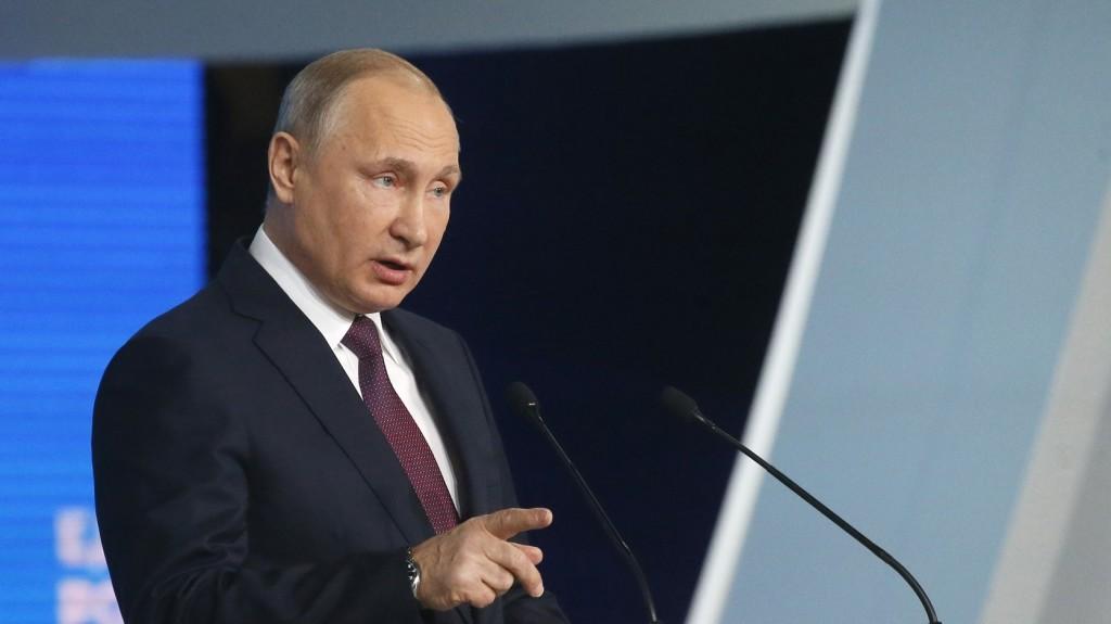 Putyin: Ne hagyjuk, hogy országaink viszonya az amerikai vizsgálatok foglya legyen